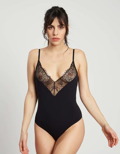 lingerie body Charlie Black 39 € Girls In Paris photo 1