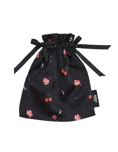 lingerie pochon Charlie Cherry Griotte Dot 9.90 € Girls In Paris photo 2