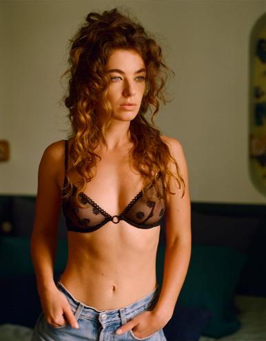 lingerie soutien-gorge avec armatures Daisy Noir Forever 44 € Girls In Paris photo 2