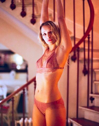lingerie culotte Charlie Pink Sparkle 20 € Girls In Paris photo 1