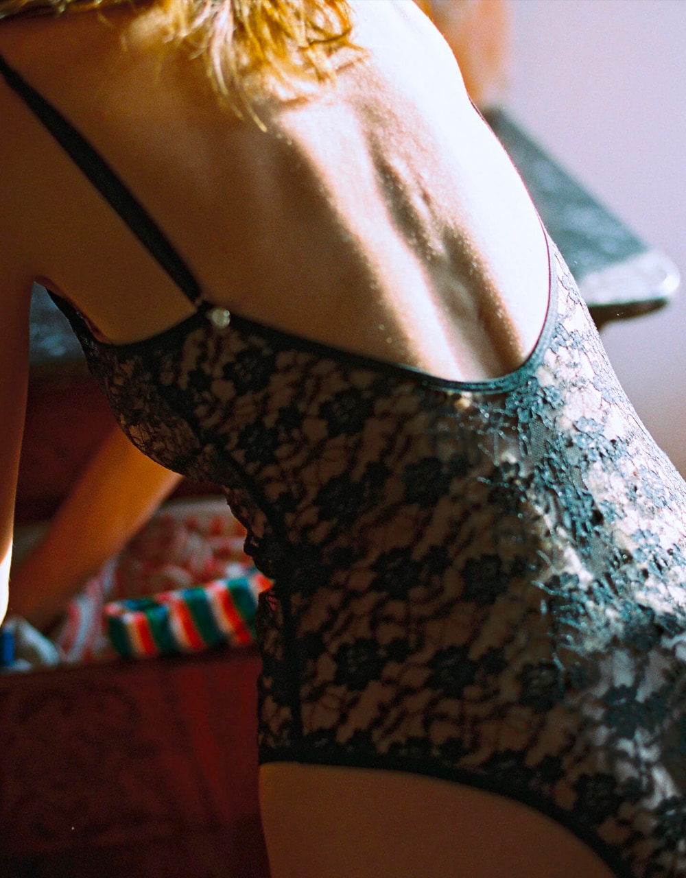 lingerie body Vesper Black Storm 49 € Girls In Paris photo 5