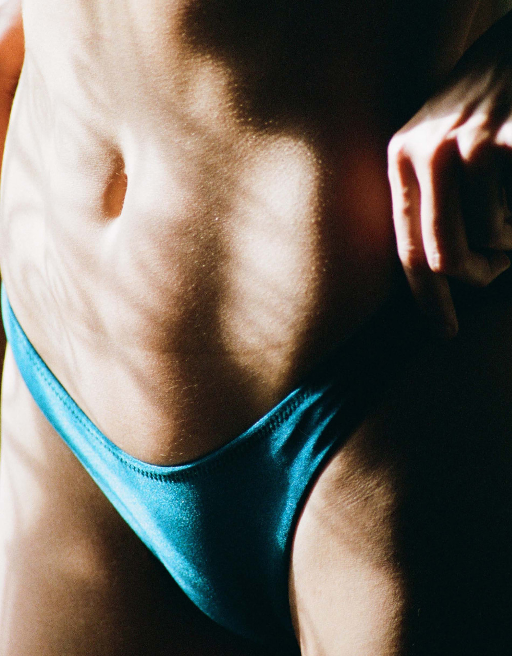 swimsuit bikini bottom Amalfi Blue 20 € Girls In Paris photo 3