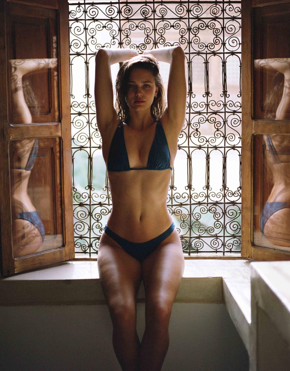 swimsuit bikini bottom Amalfi Blue 20 € Girls In Paris photo 4