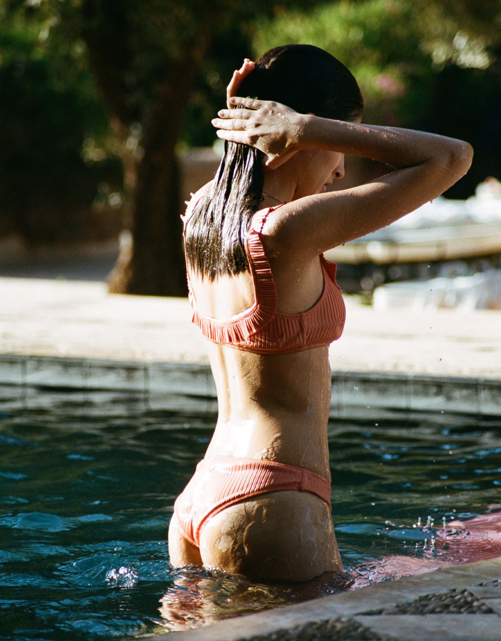 maillot de bain culotte South Abricot 27 € Girls In Paris photo 3