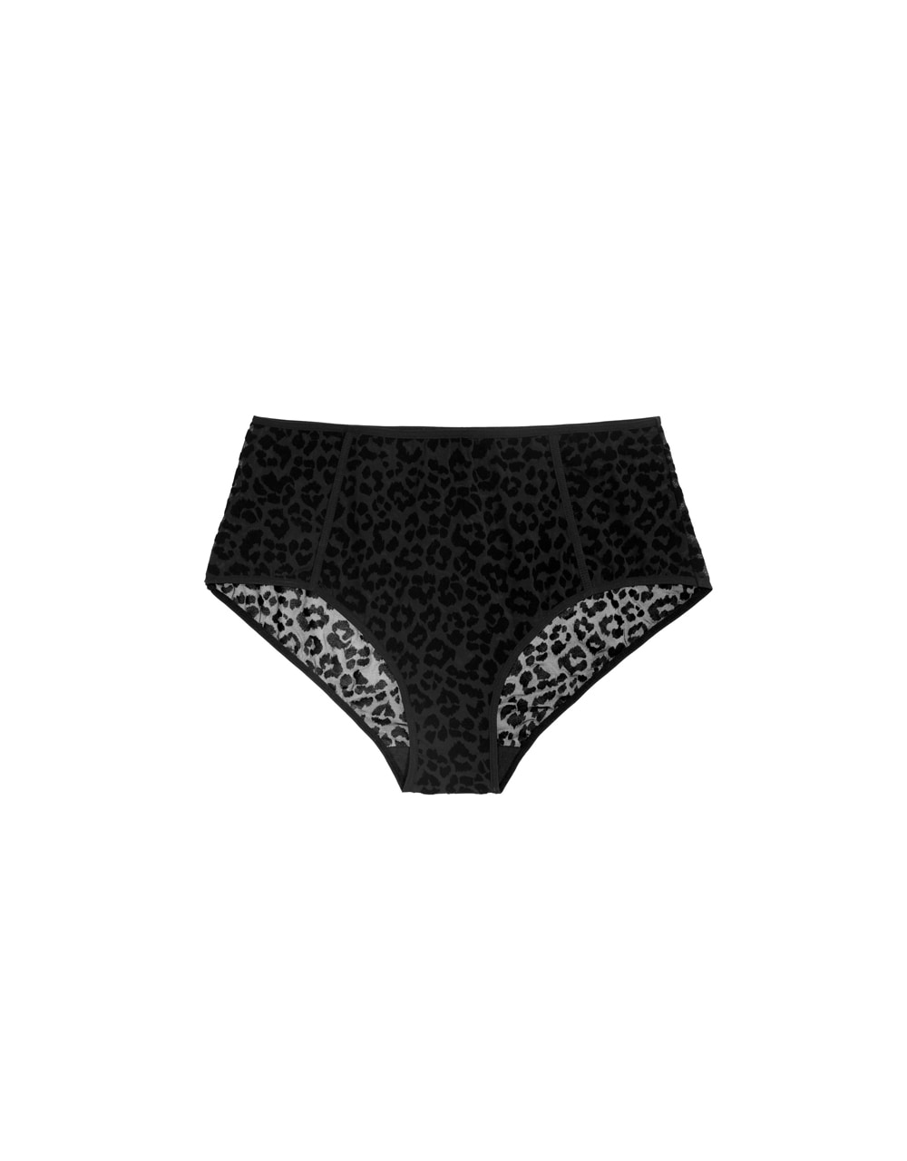 lingerie culotte taille haute Jazz Mesh Foil 25 € Girls In Paris photo 6