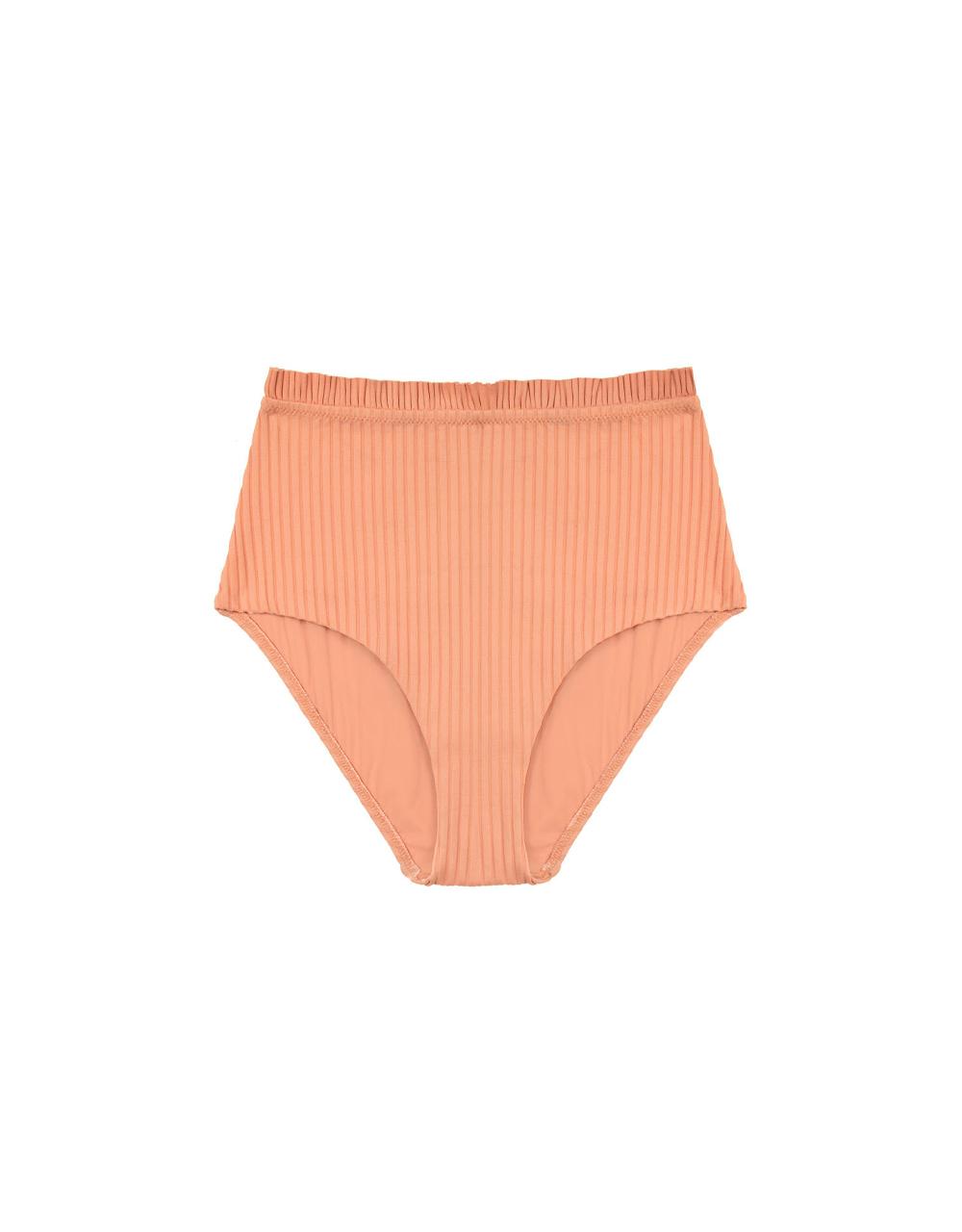 maillot de bain culotte taille haute South Abricot 30 € Girls In Paris photo 6