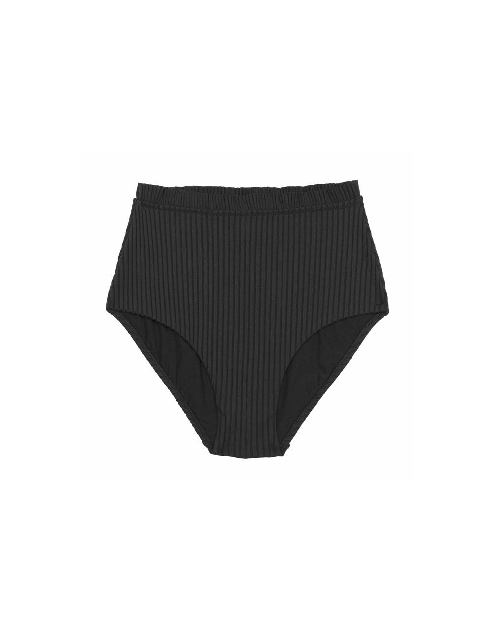 swimsuit high waist bikini bottom South Forever Black 30 € Girls In Paris photo 6