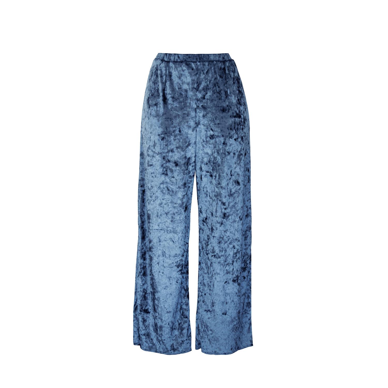 lingerie pantalon Blue Velvet Bleu Owl 34 € Girls In Paris photo 4