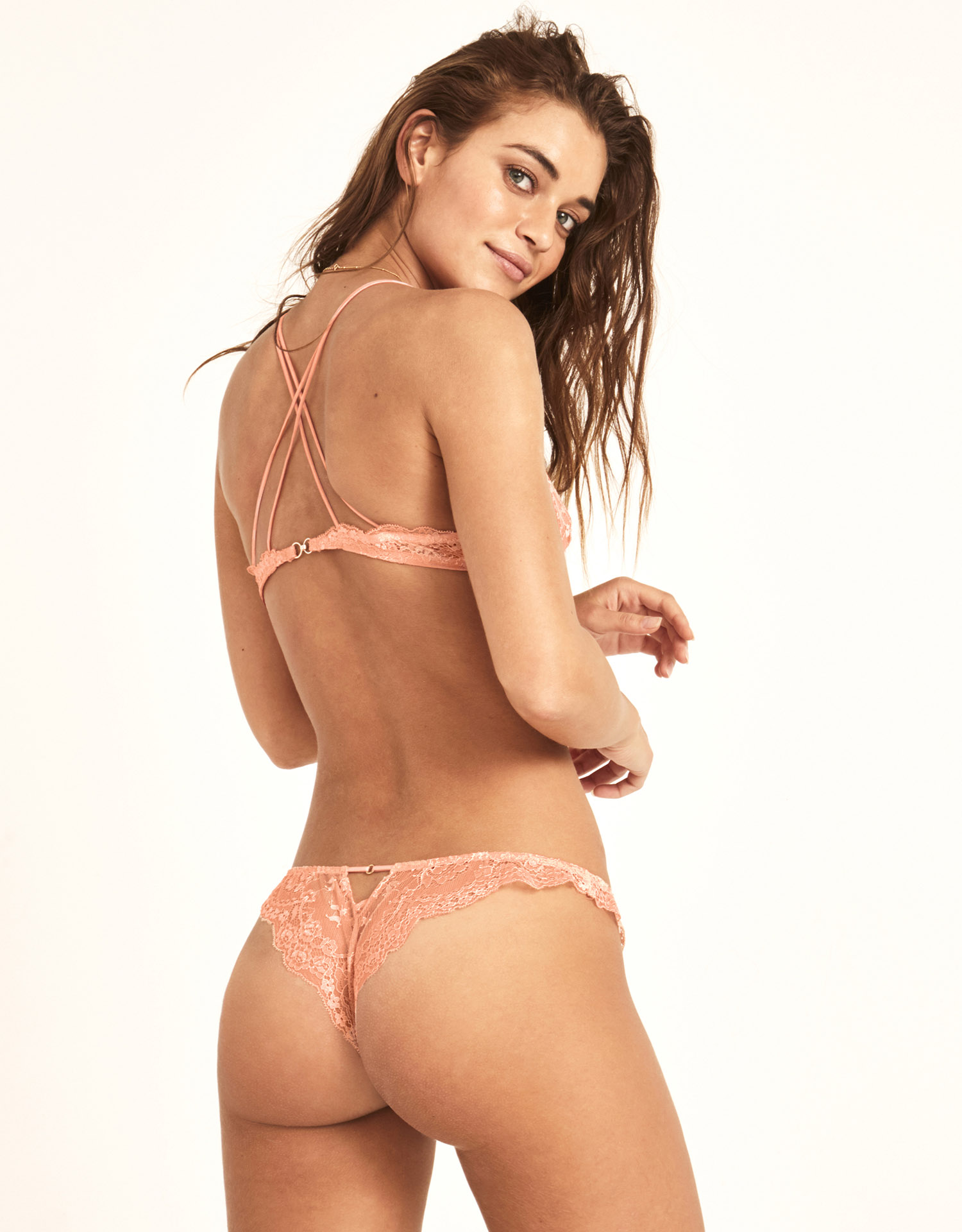 lingerie bra with underwires Gala Pêche 39 € Girls In Paris photo 2