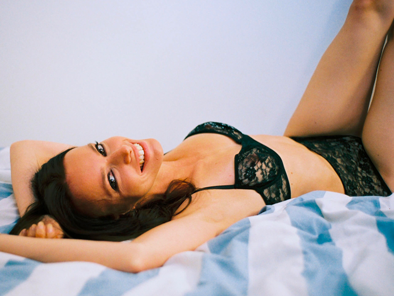 lingerie soutien-gorge avec armatures Vesper Noir Storm 39 € Girls In Paris photo 4