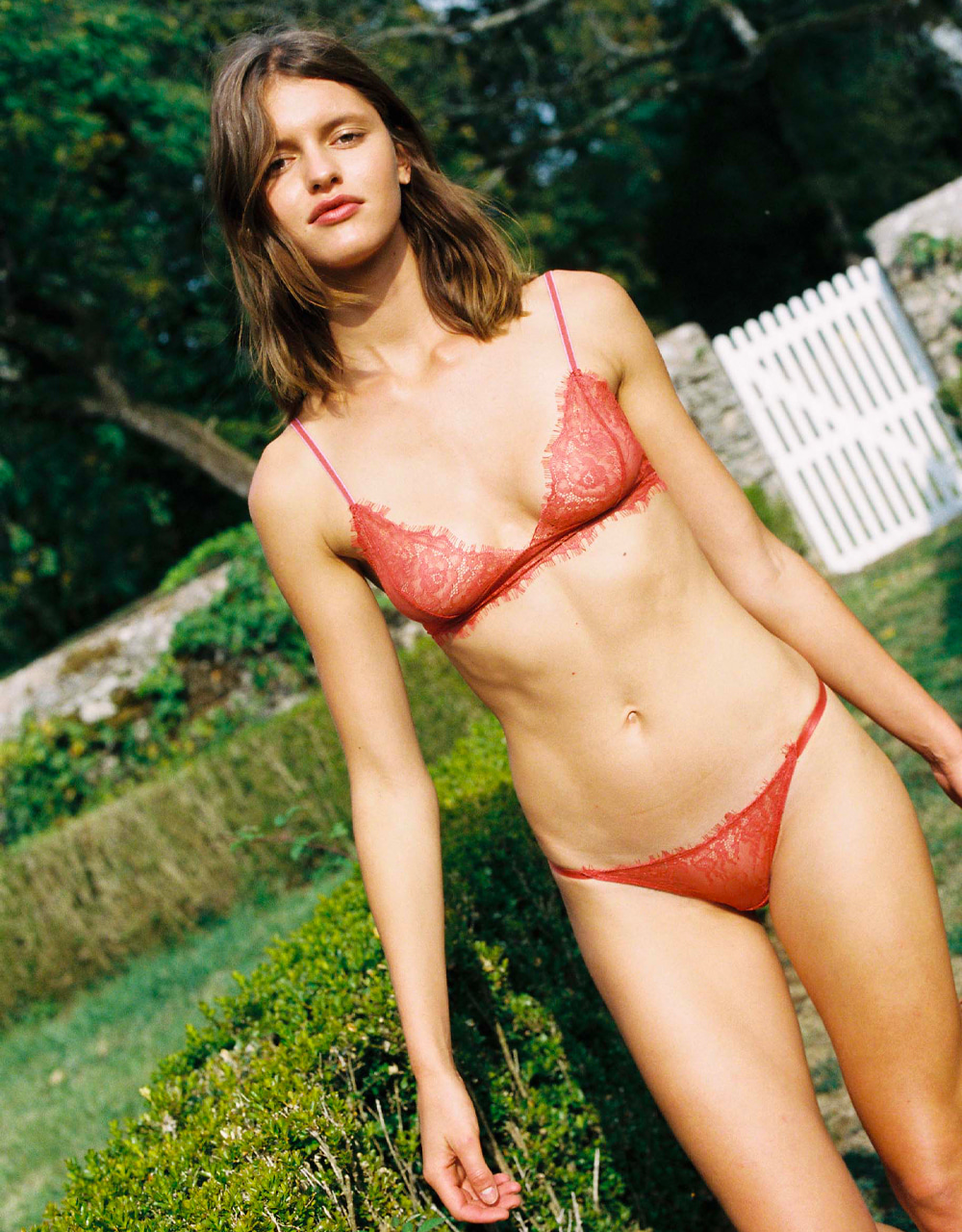 lingerie bra without underwires Charlie B. Good Tan 29 € Girls In Paris photo 1