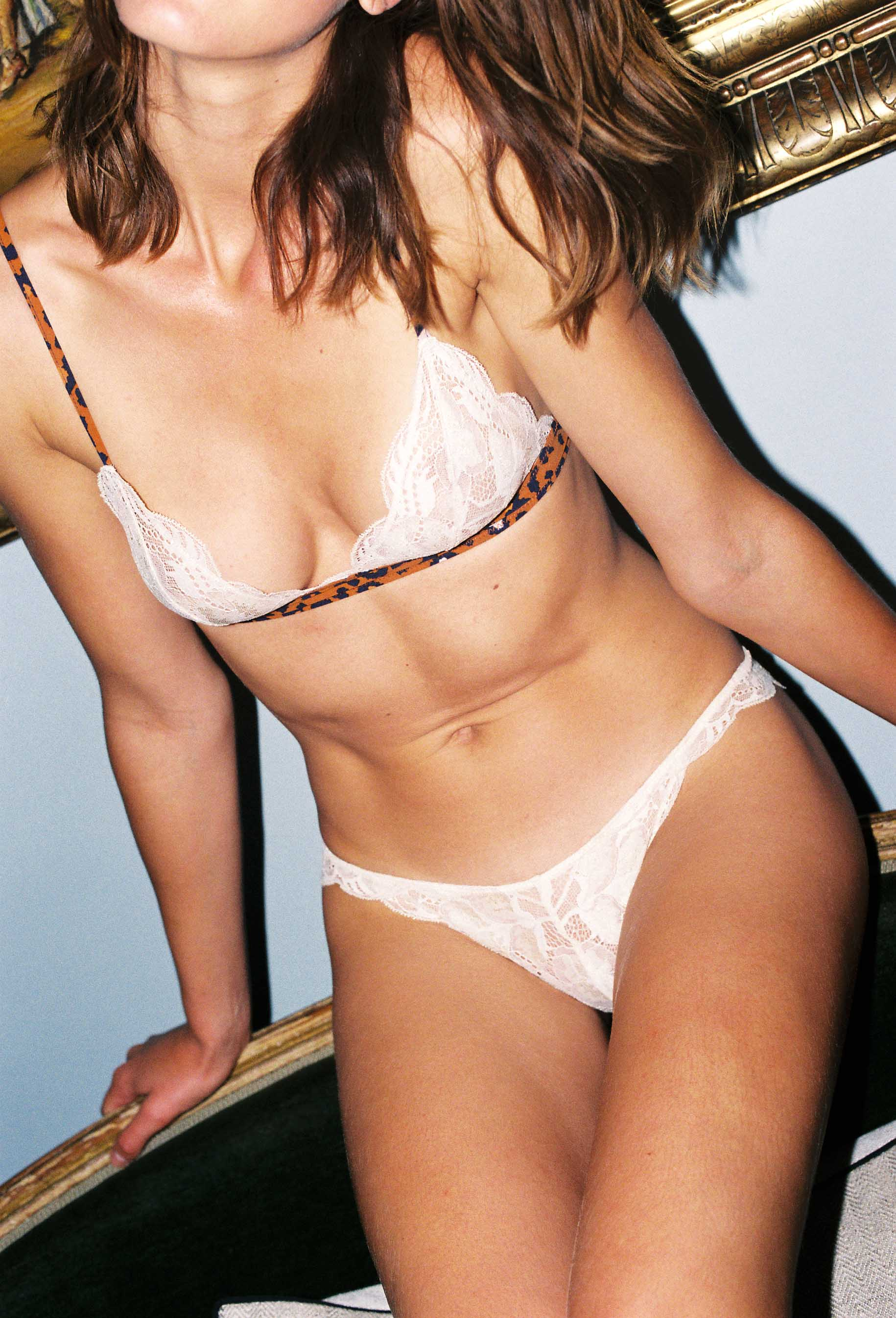 lingerie bra without underwires Spice Mush 32 € Girls In Paris photo 2