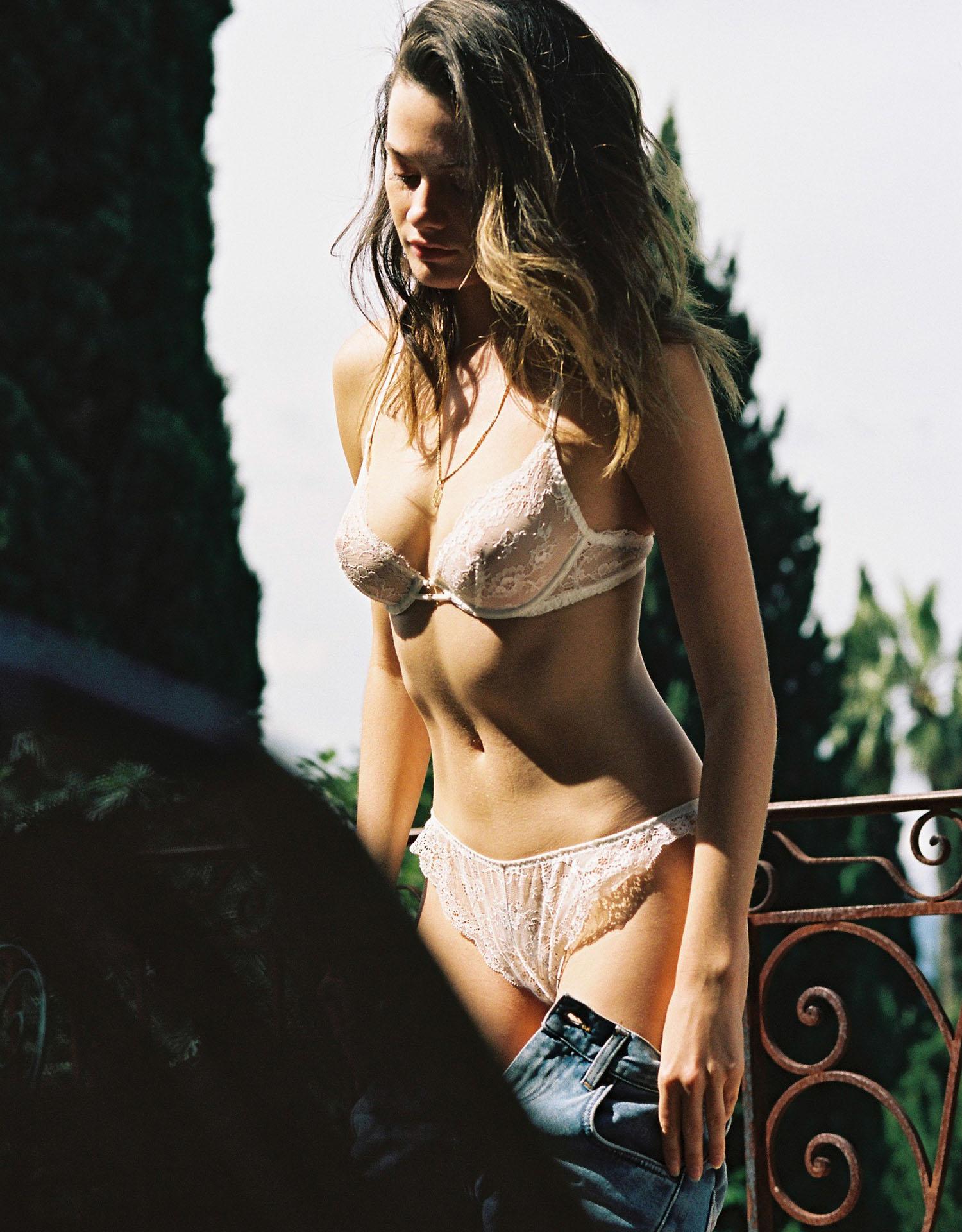 lingerie tanga Gala Ivory 19 € Girls In Paris photo 1
