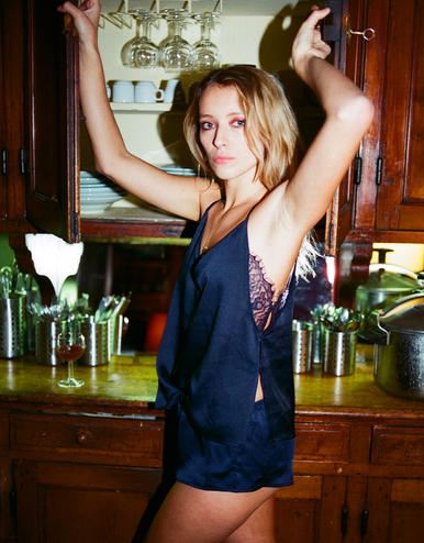 lingerie top Charlie Midnight Blue 35 € Girls In Paris