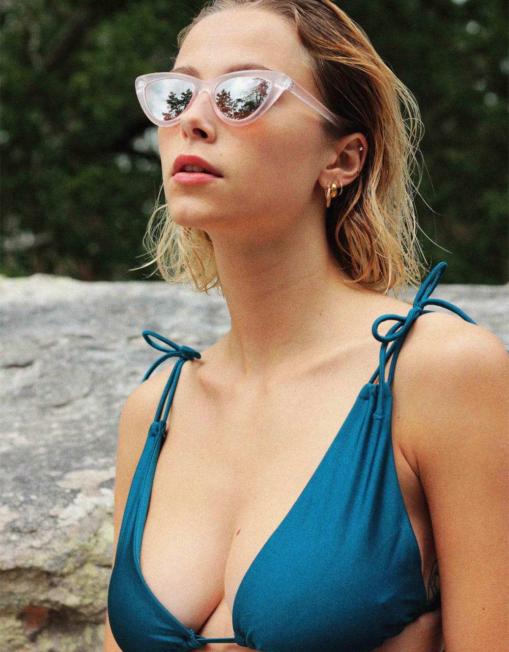 swimsuit bikini top Amalfi Blue 29 € Girls In Paris photo 1
